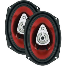 BOSS AUDIO CH6930 speakers review