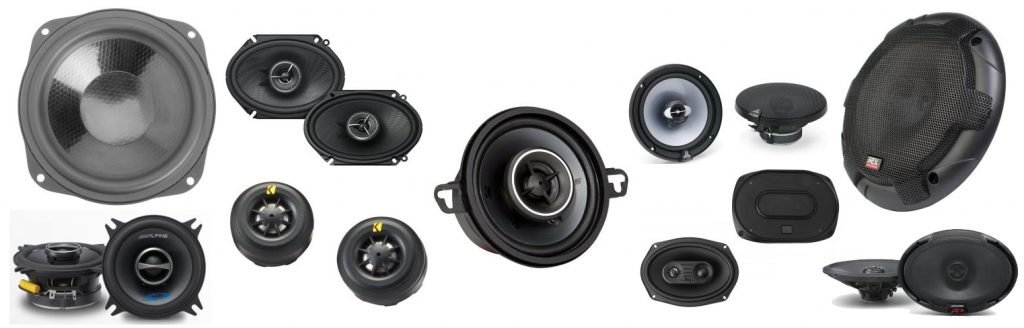 Best Car Speakers Brands