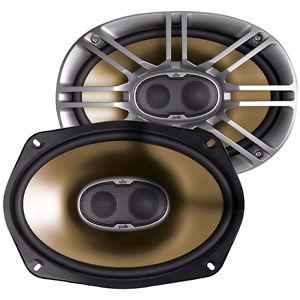 reviewing Polk Audio DB691 speakers