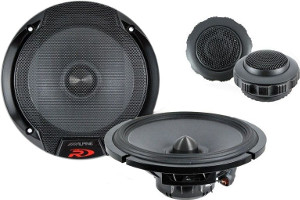 Alpine SPR-60C Component Speakers Review