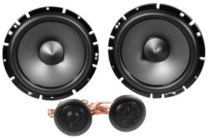 Alpine SPS-610C component speakers review