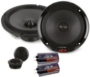 Review of Alpine SPR-60C Component Speakers