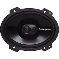 Rockford Fosgate Punch P1683 speakers review