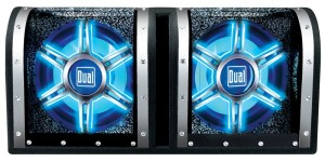 Dual BP1204 Bandpass Subwoofer Review