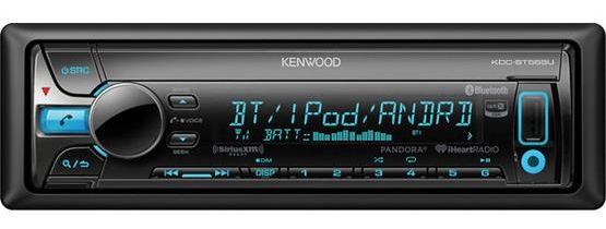 review of Kenwood KDC-BT565U