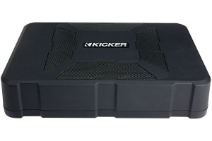 Kicker Hideaway Compact Powered Sub Review