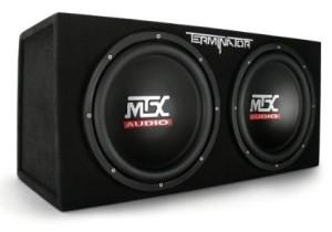 MTX Audio Terminator Series TNE212D Review