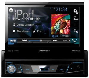 Pioneer AVH-X7700BT Review