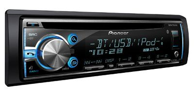 Pioneer DEH-X6800BT Review