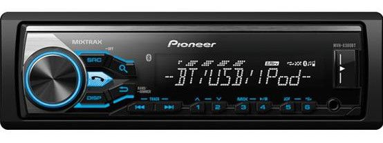 Pioneer MVH-X380BT Review