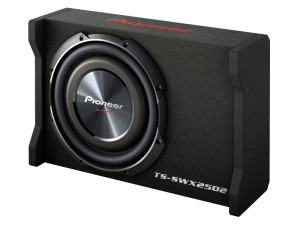 Pioneer TS-SWX2502 Shallow Mount Subwoofer