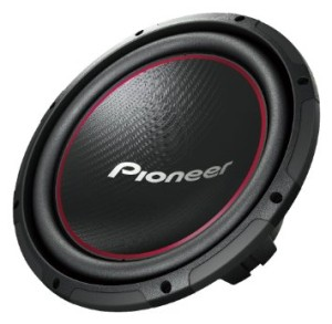 Pioneer TS-W304R 12-Inch Component Subwoofer Review