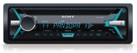 Sony CDX-G3100UP Review