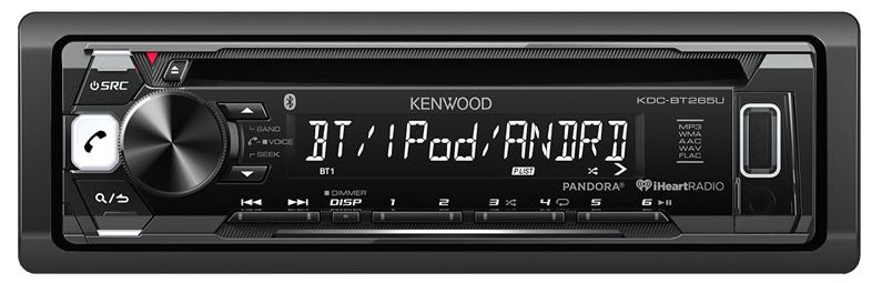 kenwood KDC-BT265U Review