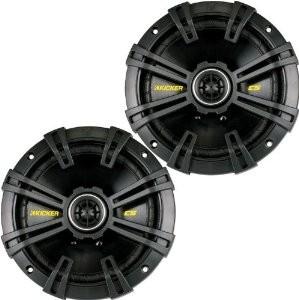 Kicker 40CS674 6.75 car speakers review
