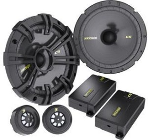 Kicker 40CSS674 6.75 speakers review