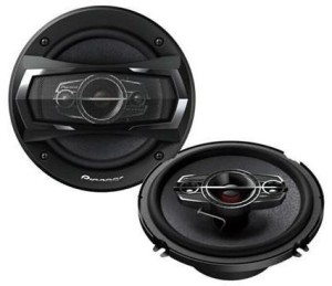 Pioneer TS-A1685R 6.75 Speakers Review