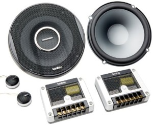 Infinity Reference 6500CX component speakers review