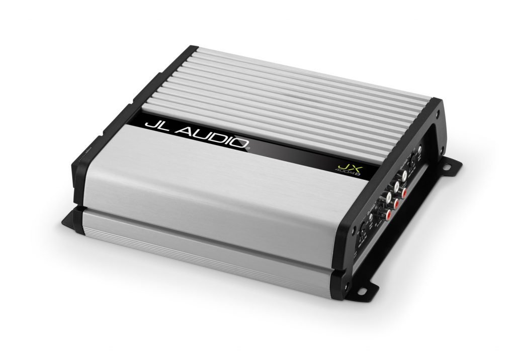 JL Audio JX400 4 Channel Amp
