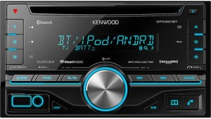 Kenwood DPX501BT review
