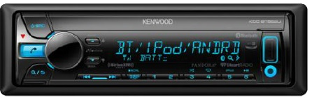 Kenwood KDC-BT562U Review