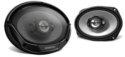Kenwood KFC-6965S speakers review