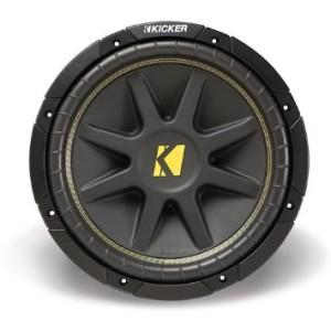 Kicker 10C104 subwoofer review