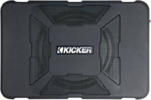 Kicker 11HS8 Hideaway review