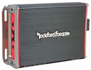 Rockford Fosgate PBR300X4 Ultra Compact 4-Channel Amplifier Review