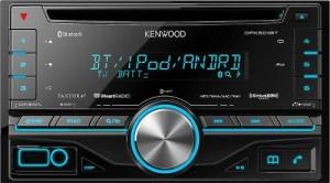 Best Kenwood DPX501BT 2-DIN car stereo