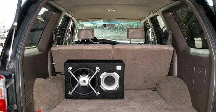 Best Powered Car Subwoofers