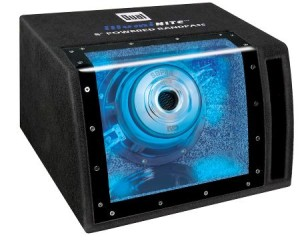 Dual SBP8A powered subwoofer review
