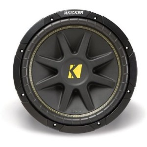 Kicker 10C84 best free air subwoofer review