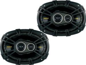 Kicker 40CS6934 6X9 speakers review