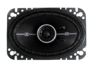 Kicker 41DSC464 4X6 speakers review
