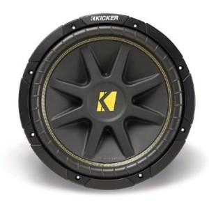 Kicker Comp 10C104 free air subwoofer review