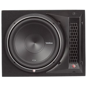 Rockford Fosgate P2-1X12 P2 12 inch subwoofer review