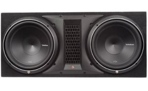 Rockford Fosgate P2-2X12 12 inch subwoofer review