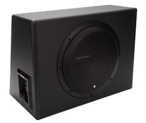 Rockford Fosgate P300-12 Powered subwoofer review