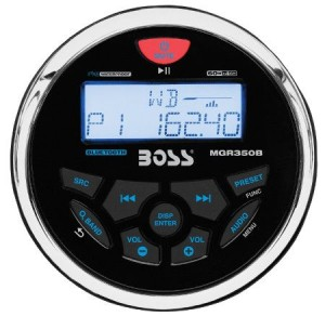BOSS AUDIO MGR350B Marine stereo reviews