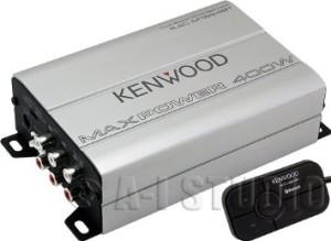 Kenwood KAC-M1824BT 4 channel marine amp review