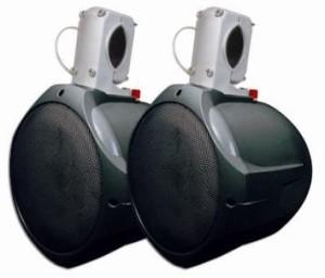 MCM Custom Audio 60-10031 8 inch wakeboard tower speakers review