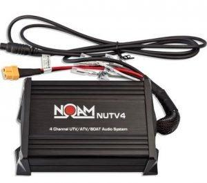 NOAM NUTV4 Boat Stereo System