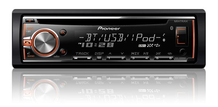 Pioneer DEH-X6800BT Review 1