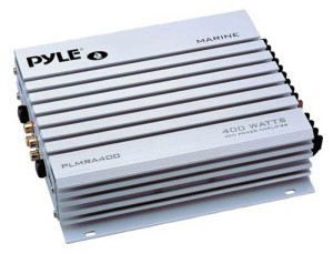 Pyle PLMRA400 marine amplifier review