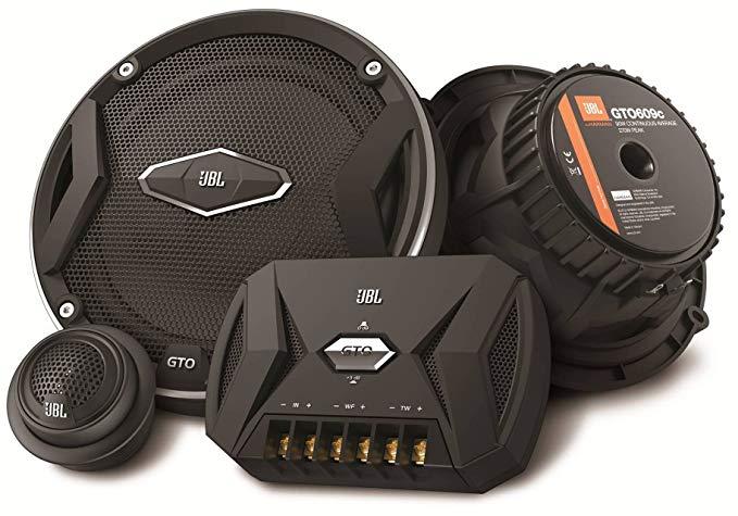JBL GT0609C Premium 6.5 Inch Component Speaker System