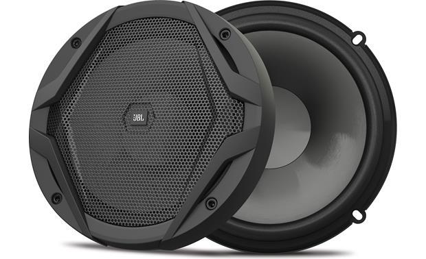 JBL GX600C 420W GX Series Component Car Loudspeakers