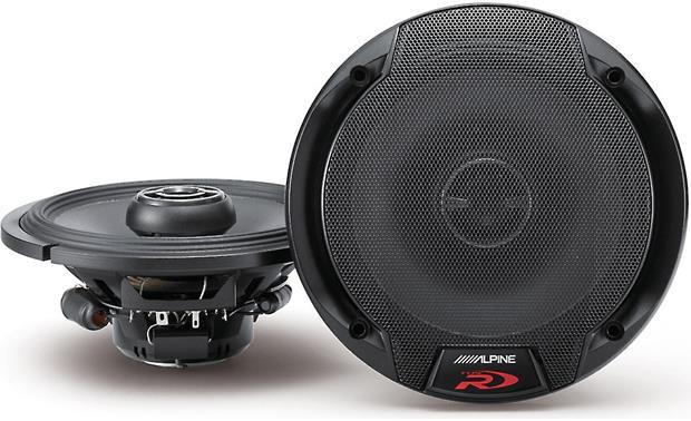 Alpine SPR-60 Coaxial Speaker