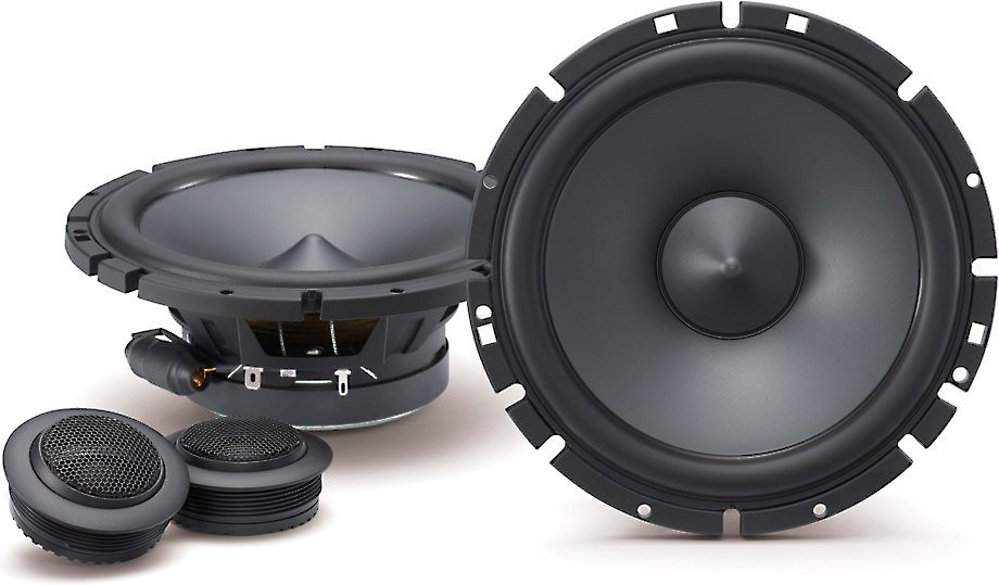 Alpine SPS-610C Speakers