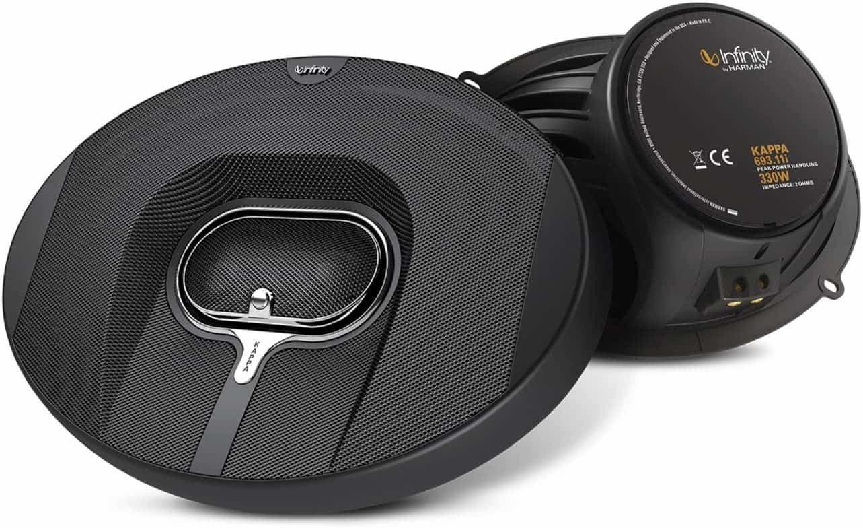 Infinity Kappa 693.11i 6×9 Coaxial Speaker